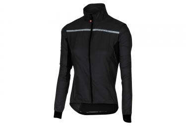 CASTELLI SUPERLEGGERA Jacket Black