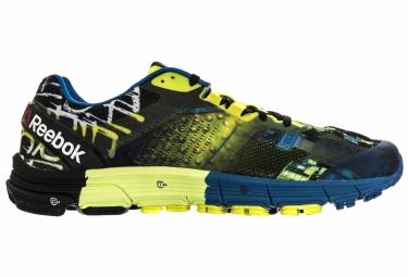 Chaussures de Running Reebok ONE CUSHION 3.0 Bleu / Vert