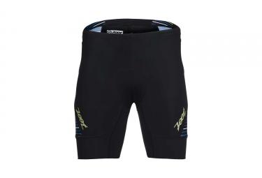short de triathlon zoot performance tri 7 noir bleu s