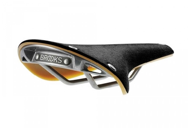 BROOKS Saddle CAMBIUM C17 Black Beige