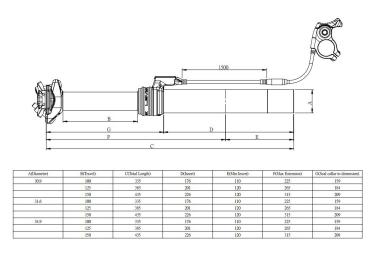 Tige de Selle Télescopique KIND SHOCK LEV DX Remote Débattement 100mm