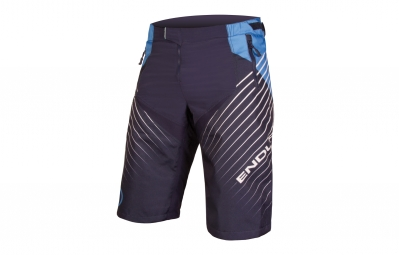 short endura mt500 burner dh bleu m