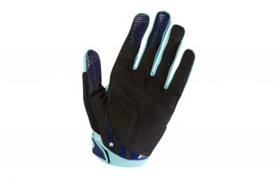 gants longs fox ranger gel bleu xxl