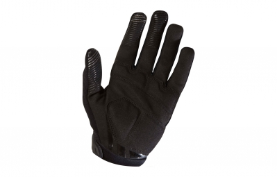gants longs fox ranger gel noir l
