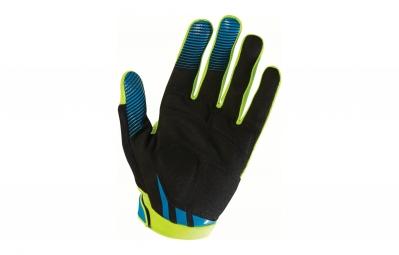 gants longs fox ranger gel jaune m