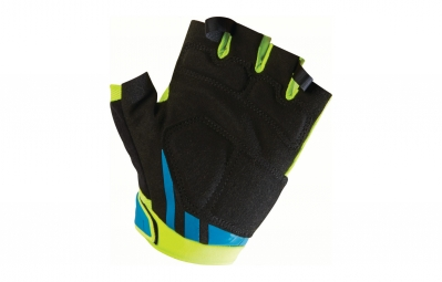 gants courts fox ranger gel jaune l