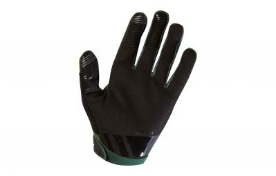 gants longs fox ranger vert l