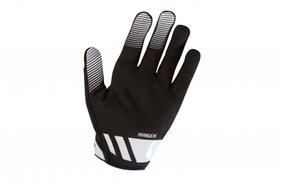 gants longs fox ranger noir l