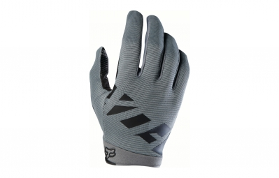 gants longs fox ranger gris xl