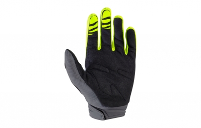 gants longs fox dirtpaw race jaune s