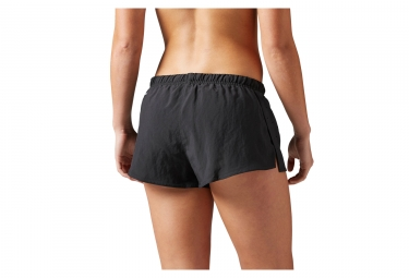Short Femme Reebok RUNNING 8cm Noir