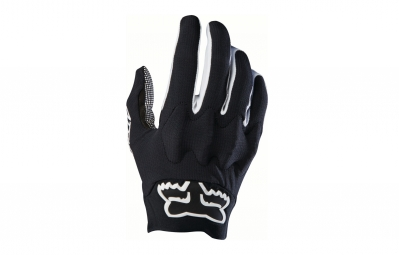 gants longs fox attack d3o noir m