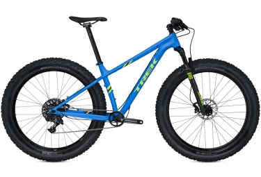 Fatbike Trek Farley Fat Bike  27.5'' Bleu