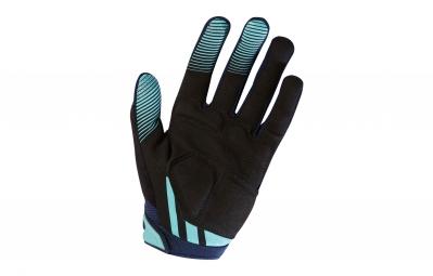 gants longs femme fox ripley gel bleu s