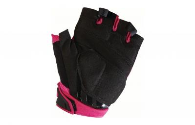 gants courts femme fox ripley gel rose m