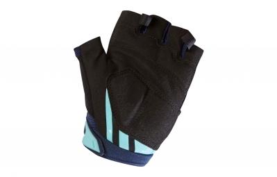 gants courts femme fox ripley gel bleu l