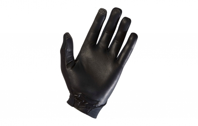 gants longs fox ascent noir xl
