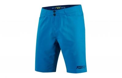 short avec peau fox ranger bleu 34