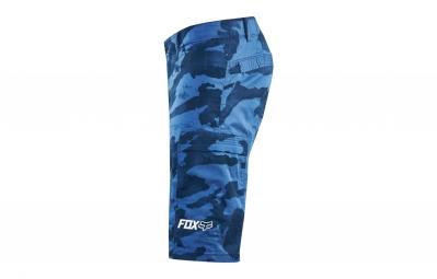 short avec peau fox sergeant bleu camo 32