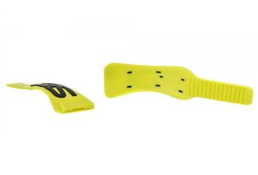 paire de languette soft instep 3 jaune noir
