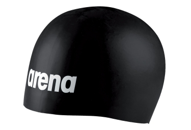 ARENA MOULDED PRO Silicone Bathing Cap Black