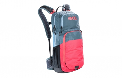 evoc sac hydratation cross country cc 16l gris rouge