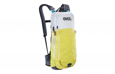 Sac hydratation evoc cross country 10l blanc jaune