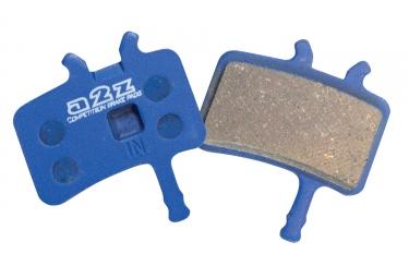 a2z paire de plaquettes avid juicy organiques