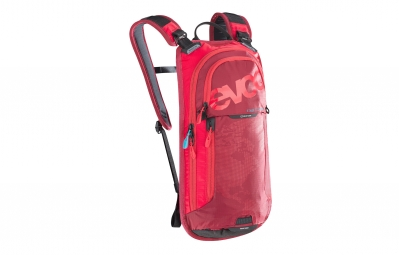 evoc sac hydratation stage team 3l rouge poche hydratation 2l