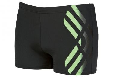 maillot de bain arena landmark noir vert 80