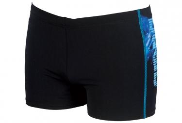 maillot de bain arena mop noir bleu 75