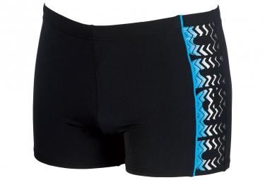 maillot de bain arena floater noir bleu 75