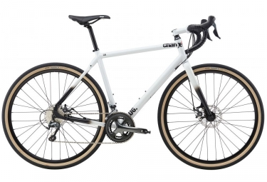 Gravel bike charge plug 3 shimano tiagra 10 vitesses blanc 2017 l 177 187 cm