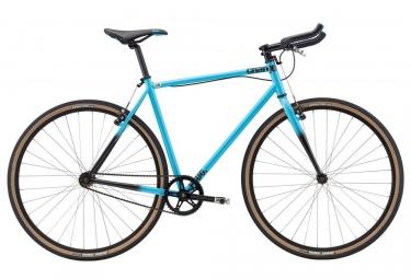 Gravel Bike Charge Plug 0 Single Speed Bleu 2017