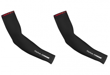 GripGrab Aquarepel Arm Warmers Black
