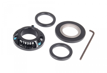 upgrade kit vocal bmx vice drs mid noir 22 mm