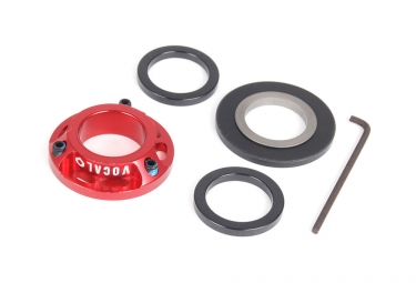 Upgrade kit vocal bmx vice drs mid rouge 22 mm