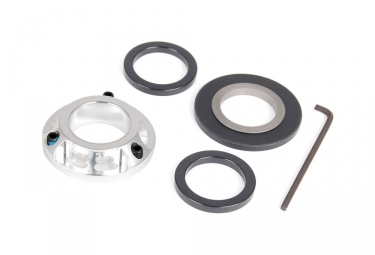 Upgrade kit vocal bmx vice drs mid argent 22 mm
