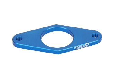 Plaque de rotor vocal bmx plate bleu