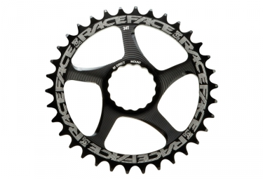 plateau narrow wide race face cx direct mount cinch 6mm noir 40