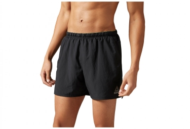 short homme reebok one series 12 5cm noir s