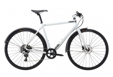 CHARGE Grater 4 Disc Urban Bike Blanco Satin Cool