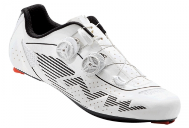 chaussures route northwave evolution plus reflective blanc 40