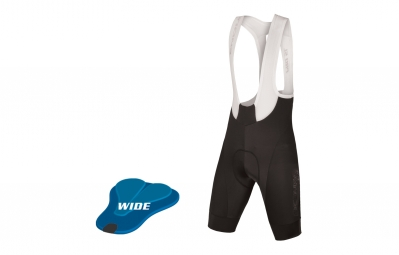 Endura PRO SL (Wide Pad) Bibshort Black