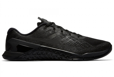 Chaussures de Cross Training Nike Metcon 3 Noir