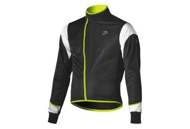 veste hiver spiuk race light noir jaune blanc xl