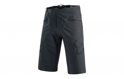 short fox flexair gris fonce noir 32
