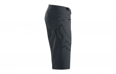 short fox flexair gris fonce noir 34