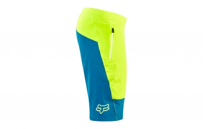 short fox altitude jaune bleu 34