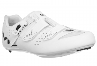 chaussures route northwave phantom srs blanc 44